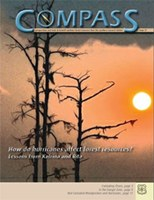 EFETAC Carbon Sequestration Research Appears in Compass Magazine