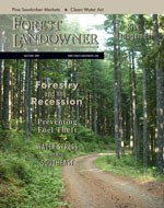 EFETAC Hydrology Research Featured in Forest Landowner article