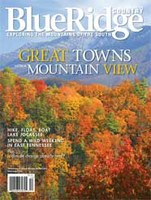 EFETAC Scientist Featured in Blue Ridge Country Magazine