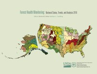 Featured Publication: 2010 Forest Health Monitoring annual national report