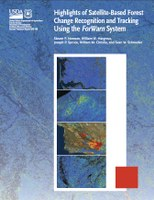 Featured Publication: Highlights of Satellite-Based Forest Change Recognition and Tracking Using the ForWarn System