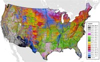 Researchers Map Seasonal Greening in U.S. Forests, Fields, and Urban Areas