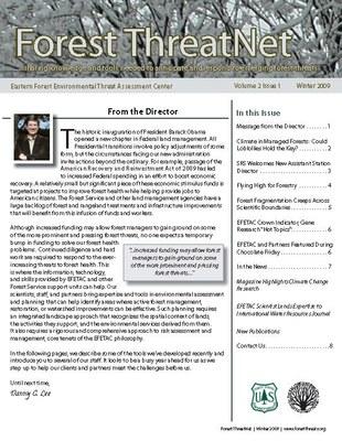 Volume 2, Issue 1 - Winter 2009