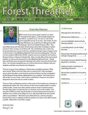 Volume 3, Issue 1 - Spring/Summer 2010