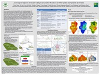 Assessing the Impacts of Climate Change and Landuse Practices on Water Quality and Quantity in Rwanda