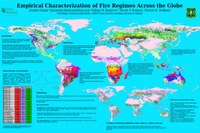 Empirical Characterization of Fire Regimes Across the Globe