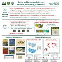 Forest Landscape Patterns: Research, Monitoring, Assessment