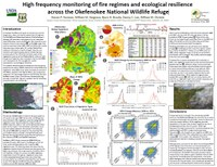 High Frequency Monitoring of Fire Regimes and Ecological Resilience across the Okefenokee National Wildlife Refuge