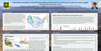 Interbasin transfers extend the benefits of National Forest System lands for water supply beyond downstream users
