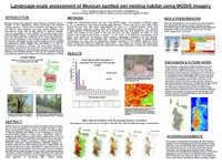 Landscape-scale Assessment of Mexican Spotted Owl Nesting Habitat Using MODIS Imagery